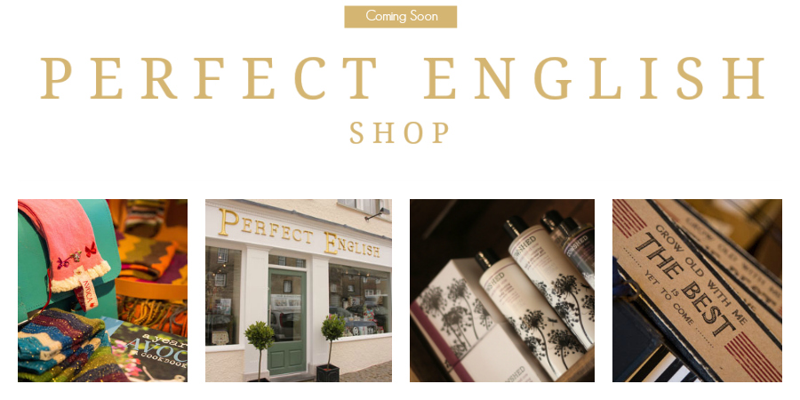 Coming Soon Perfect English Landscape Collage
